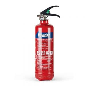 1KG ABC Powder Fire Extinguisher