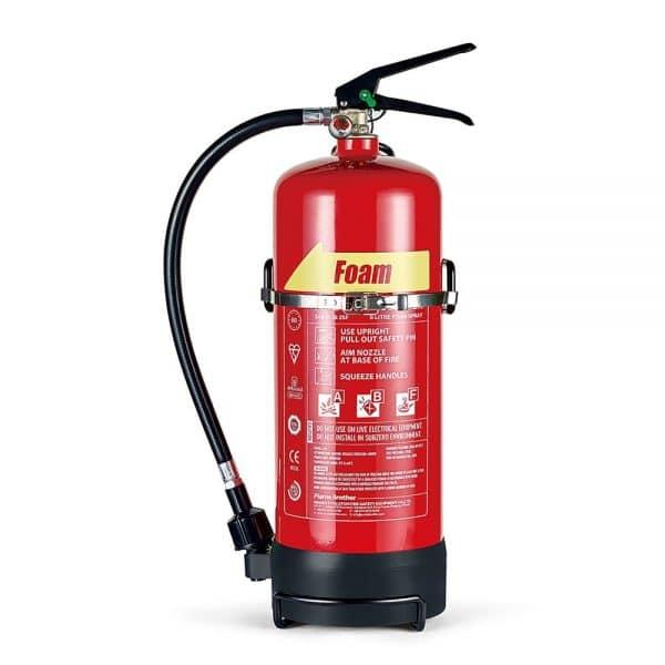 6l foam fire extinguisher f6b 04